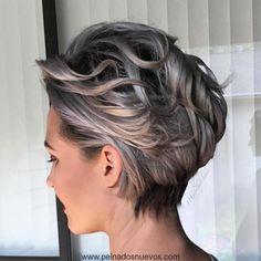 Corto cortes de pelo en Capas de 2018 para las Mujeres Que Aman a los cortes de pelo Corto
