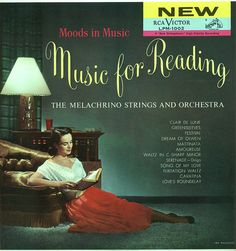 The Melachrino Strings and Orchestra - Music for Reading (1954)