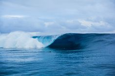 "The name Teahupoo has been said to mean lots of things - ""sever the head"", ""place of skulls"", ""end of the road""… We prefer the literal sense, ""perfect dream or perfect nightmare"".  Photo: Ryan Heywood"