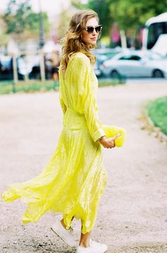 The Summer Outfit Combo You Haven't Tried Yet (but Should) via @WhoWhatWear