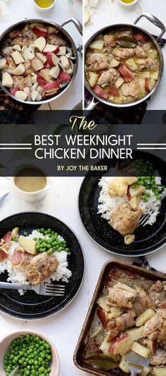 The Best Weeknight Chicken Dinner