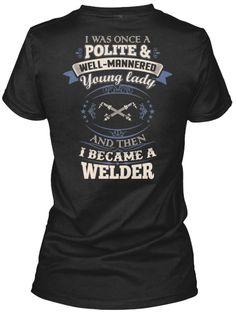 Welder- Limited Edition