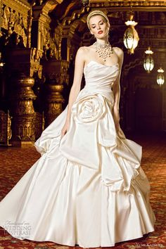 yumi katsura bridal 2013 tuscany wedding dress