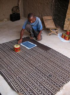 Currently Inspired by: Mud Cloth