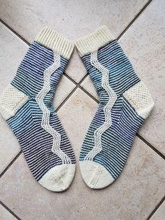 Ravelry: Schätzchen Socken pattern by Martina Großbichler