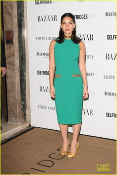 Nice Red Carpet Fashion 'The Newsroom' actress Olivia Munn is a golden goddess while arriving at the Har... Check more at http://24myshop.tk/my-desires/red-carpet-fashion-the-newsroom-actress-olivia-munn-is-a-golden-goddess-while-arriving-at-the-har/