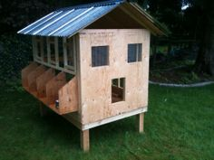 The Homestead Survival | Building a Chicken Coop | Homesteading - Raising Chickens