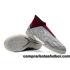 low priced f4199 588fd Botas De Futbol Adidas PP Predator 18+ IN Hierro Metálico Hierro Metálico  Hierro Metálico
