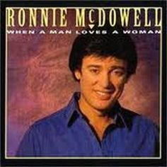 Ronnie McDowell charted a string of hit singles and albums for Epic between 1979 and 1986. Description from cmt.com. I searched for this on bing.com/images