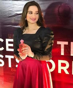 Hania Aamir And Aiman Khan At Launch of Her Perfume Brand Cute Couple Images, Couples Images, Cute Couples, Beautiful Dress Designs, Beautiful Dresses, Selena Gomez Perfume, Rachel Friends, Celebrity Perfume, Aiman Khan