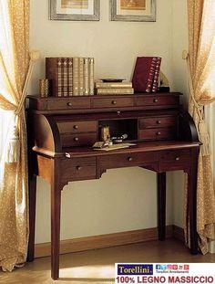 Tavolo fratino in legno antico con piano intarsiato | Mobili antichi ...