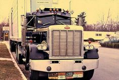 Classic Peterbilt Conventional Original coolness !!!!