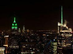 New York from Rockefeller Center