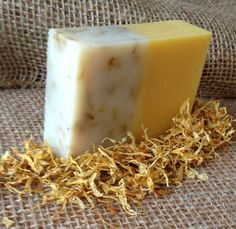 Sunshine Calendula Orange Essential Oil Soap – Westboundsoap