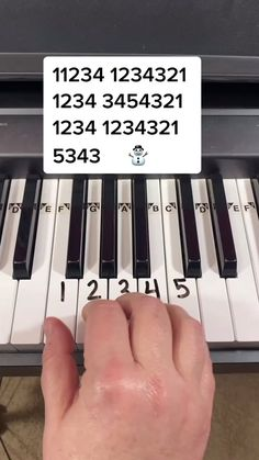 Ruby Piano Tutorials (@therubypiano) Official TikTok | Watch Ruby Piano Tutorials's Newest TikTok Videos Piano Music With Letters, Piano Music Easy, Piano Music Notes, Piano Sheet Music, Guitar Songs, Music Songs, Keyboard Lessons, Song Sheet, Piano Tutorial
