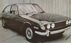 Triumph Stag Coupe, 1965