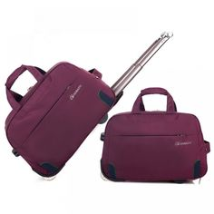 Trolley Travel Bag Hand Luggage Rolling Duffle Bags Waterproof Oxford Suitcase Wheels Carry On Luggage Unisex Small Size Luggage Shop, Luggage Trolley, Trolley Bags, Hand Luggage, Carry On Luggage, Luggage Bags, Duffle Bag Travel, Duffel Bag, Rolling Duffle Bag