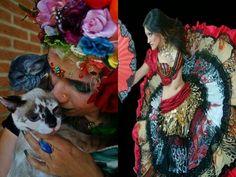Mulheres de Punjab India: Cores no Tribal.... amo