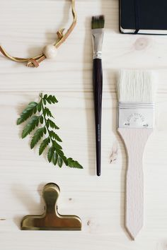 Objects on wood - cocolapinedesign.com