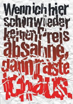 Poster by Felix Wetzel