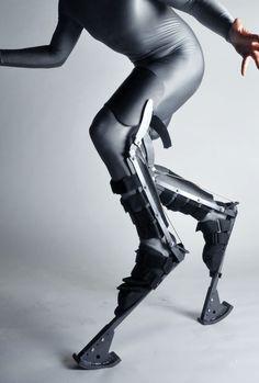 ... digigrade on Pinterest | Digitigrade stilts, Faun costume and Costumes