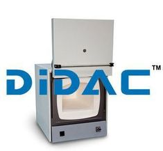 DIDAC EXPORT from New Delhi, India is a manufacturer, supplier and exporter of Muffle Furnace 1100 Degree at the best price. Ceramic Fiber, Safety Switch, The Help, Range, Cookers