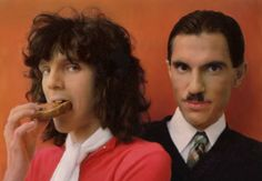 First Class Mael: Sparks release ultimate box set collection 'New Music For Amnesiacs' (I KNOW WHAT I WANT FOR CHRISTMAS)!!!!