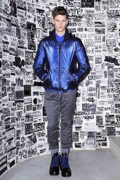 DKNY | Fall 2010 Menswear Collection | Style.com
