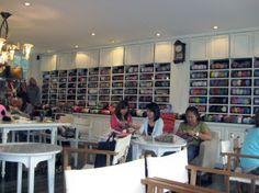 Big Knit Cafe, Bangkok, Thailand