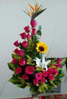 Happy Birthday Picture Quotes, Floral Arrangements, Floral Wreath, Wreaths, Flowers, Decor, Creative Flower Arrangements, Beautiful Flower Arrangements, Succulents