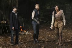 """Once Upon A Time """"Operation Mongoose: Parts 1 &2"""" S4EPs21&22"""