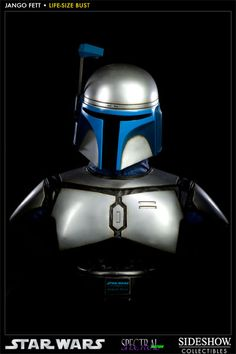 Sideshow Collectibles - Jango Fett Life-Size Bust