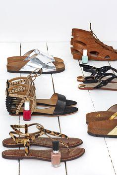 Pedi Ready Shoes | Abercrombie.com