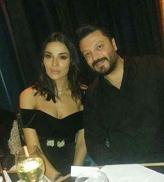 Nadine Njeim with Zuhair Murad