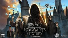 The Harry Potter: Hogwarts Mystery Trailer Just Dropped, and We Are Officially Obsessed