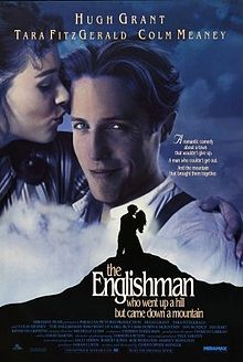 The Englishman Who Went Up a Hill But Came Down a Mountain is a 1995 British film written by Ivor Monger and directed by Christopher Monger. It was entered into the 19th Moscow International Film Festival[1] and was screened in the Un Certain Regard section at the 1995 Cannes Film Festival.[2]