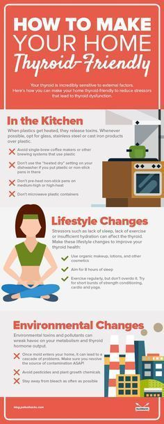 Making a few little tweaks to your kitchen can reduce thyroid stressors in a big way! Read the article here: http://paleo.co/thyroidfriendlyhome