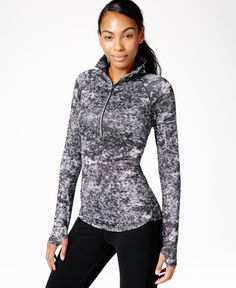 Under Armour Fly Fast Print Half-Zip Top