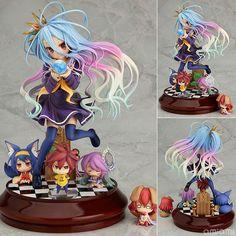 AmiAmi [Character & Hobby Shop] | No Game No Life - Shiro 1/7 Complete Figure(Pre-order)