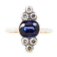 Royal Sapphire Ring