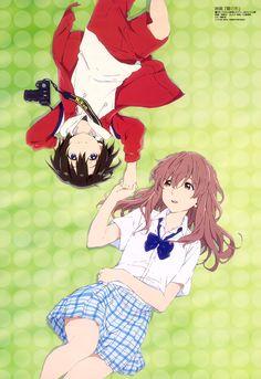 Koe no Katachi - Nishimiya Sisters