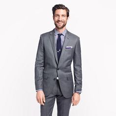ludlow suit jacket with double vent in italian worsted wool - a very secret pinterest sale: 25% off any order at jcrew.com for 48 hours with code SECRET