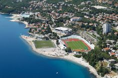 Stadion Kantrida Slovenia, Croatia, Italy, Football, Culture, River, Places, Outdoor, Hs Football