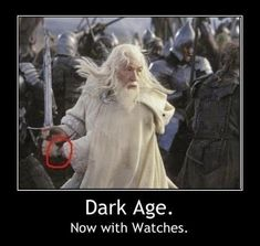 The Dark Age  - funny pictures #funnypictures