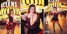 Bachelorette Party Ideas | Burlesque Themed Las Vegas Bachelorette Party @ Fremont Street « by Rapture Photography Studio | Las Vegas Event Photographer