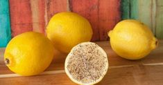 лимон с перцем