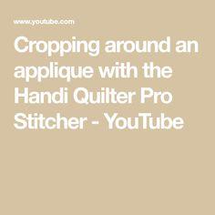 Handi Quilter, Longarm Quilting, Quilting Tutorials, Applique Designs, Quilts, Sewing, Youtube, Crafts, Dressmaking