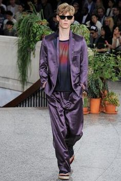 Paul Smith Spring 2015 Menswear Fashion Show: Complete Collection - Style.com