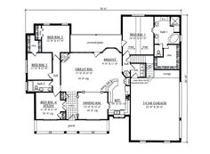 Oh how I dream of a home with this much room!