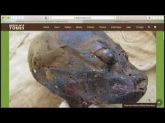 New Discovery: Another Mummified Humanoid Head found in Peru | Megalithic Marvels